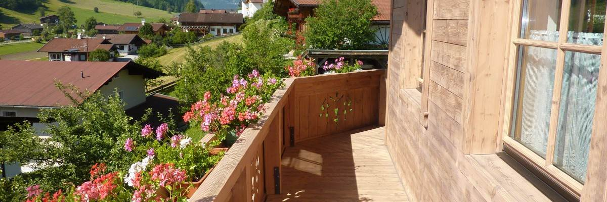 Webcam oberau wildsch nau austria for Balcony sunbathing